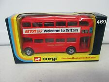 Corgi London Route Master Double Decker 469