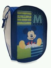 ��DISNEY BABY MICKEY MOUSE M IS FOR MICKEY POP-UP HAMPER FOR CLOTHES & TOYS��