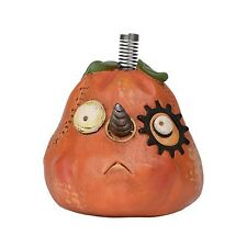 PUMPKINSEEDS By Janell Berryman ORANGE PUNKED PUMPKIN LARGE 4032855 HALLOWEEN