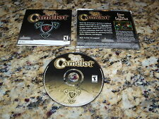 The Dark Age Of Camelot (PC, 2001) Game Windows