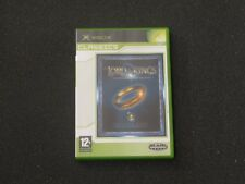 GIOCO XBOX MICROSOFT LORD OF THE RINGS  SIGNORE DEGLI ANELLI FELLOWSHIP THE RING