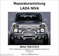 Lada Niva    Reparaturanleitung