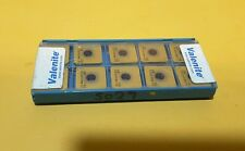 VALENITE  VOV041644 VP5045 CARBIDE INSERTS, 10 PCS