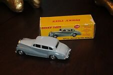 Vintage Dinky Toys / MIB / Rolls-Royce Silver Wraith / No. 150