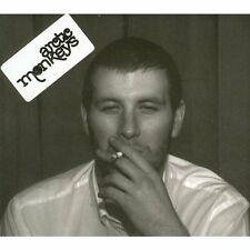 ARTIC MONKEYS WHATEVER PEOPLE SAY I AM THAT`S WHAT I`M NOT  .  NEW UK RETAIL CD