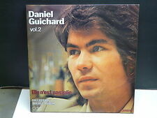 DANIEL GUICHARD Vol 2 Elle n est pas si jolie Collection double album 67374