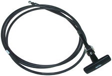 Mazda Truck B2000, B2200 & B2600 NEW Hood Release Cable 1986 To 1993