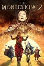 THE MONKEY KING 2 USED VERY GOOD DVD