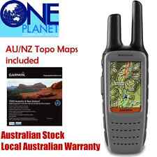 Garmin Rino 650 Handheld GPS / UHF radio With TOPO Aus NZ MAPS-Australian Stock