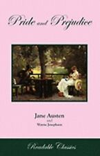 Pride and Prejudice by Jane Austen and Wayne Josephson (2010, Paperback)