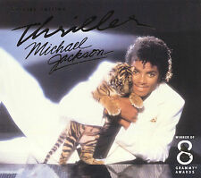 MICHAEL JACKSON Thriller SPECIAL EDITION CD (1983) Remastered