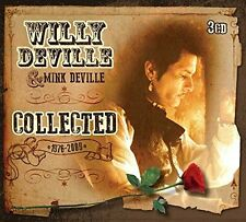 Willy/Mink DeVille COLLECTED 1976-2009 Best Of 59 Songs ESSENTIAL New 3 CD