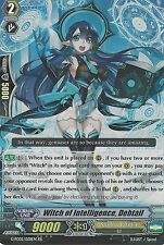 CARDFIGHT VANGUARD CARD: WITCH OF INTELLIGENCE, DEHTAIL - G-FC02/028EN RR RARE
