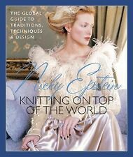 Sterling Publishing Nicky Epstein Books-Knitting on Top of The World-ExLibrary