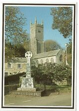 DEVON POST CARD COLOR PHOTO OF CHURCH OF ST. NONNA, ALTARNUN