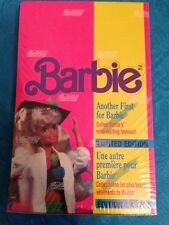 Barbie Trading Cards Box - 1991 Action - Factory sealed