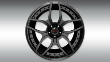 NOVITEC NL1 Forged Custom Painted Carbon Wheels W/ Tires - Lamborghini Aventador