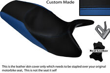Royal Blue & Negro Personalizado Para Bmw k1200rs K 1200 Rs Real Doble Cubierta De Asiento