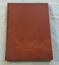 1958 Los Angeles State College of Applied Arts and Sciences Year Book California