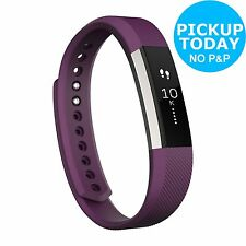 Fitbit Alta Activity and Sleep Large Wristband - Plum :The Official Argos Store