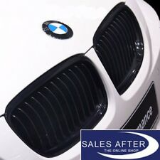 Original BMW PERFORMANCE Ziergitter Nieren E90 E91 LCI FACELIFT schwarz black