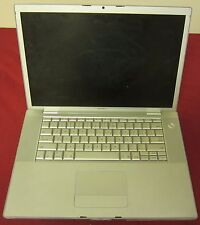 "Apple MacBook Pro A1211 15"" Laptop - Does Not Power On AS-IS Parts/Repair"