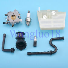 Carburetor Air Fuel Filter STIHL 024 026 MS240 MS260 MS 240 260 Carb Chainsaw