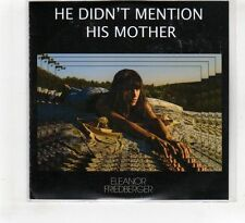 (HF217) Eleanor Friedberger, He Didn't Mention His Mother - 2015 DJ CD