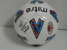 HACHIM MASTOUR SIGNED SOCCER BALL AC MILAN EXACT PROOF FUTBOL NEXT SUPERSTAR!!