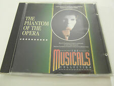 Phantom Of The Opera - The Musicals Collection ( CD Album 1994 ) Used Very good
