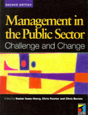 Management in the Public Sector: Challenge and Change,