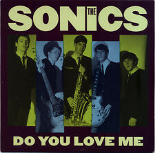 "THE SONICS  ""DO YOU LOVE ME""    STORMING 60's GARAGE / MOTOWN   LISTEN!"