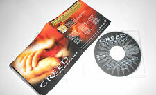 Single CD Creed - With Arms Wide Open 2000 4 Tracks + Video strings version C 27