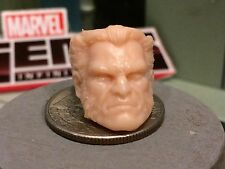 MARVEL LEGENDS TOYBIZ LOGAN / WOLVERINE HEAD CAST 1:12 FOR 6IN FIGURE
