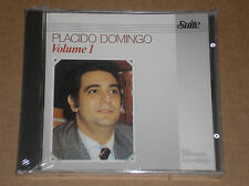 PLACIDO DOMINGO VOLUME 1 (BIZET, MASSENET, PUCCINI) - CD SIGILLATO (SEALED)