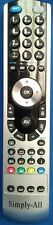 New Panasonic EUR7615KSQ Simply-All Replacement Remote Control