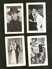 MGM Movies 1946-1957~4 cards~FRED ASTAIRE-& GINGER RODGERS ~NM-MINT Condition