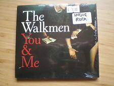 THE WALKMEN You & Me CD TALITRES 2008 Sealed INDIE ROCK
