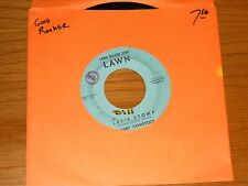 """ROCK & ROLL 45 RPM - BOBBY COMSTOCK - LAWN 202 - """"LET'S STOMP / I WANT TO DO IT"""""""