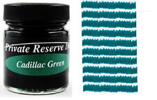 PRIVATE RESERVE - Fountain Pen Ink Bottle - CADILLAC GREEN -  66ml - New
