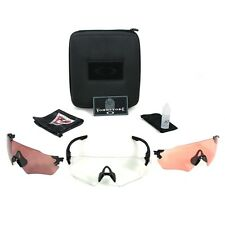 Oakley SI Tombstone Reap Array, 3-Lens Set, New In Box! Shooting Glasses