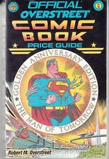 OVERSTREET COMIC BOOK PRICE GUIDE ~Superman Cover *