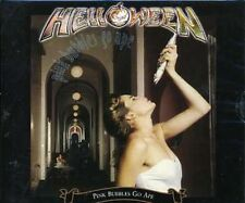Pink Bubble Go Ape - Helloween (2006, CD NEUF)