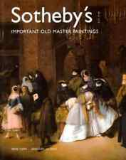 SOTHEBY'S IMPORTANT OLD MASTER PAINTINGS