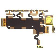 FLEX BOTON VOLUMEN POWER MICROFONO PARA SONY XPERIA Z1 L39H C6902 C6903 L39T
