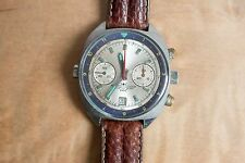 USSR Military Air Force Chronograph POLJOT Navigator Shturmanskie Leather Band