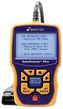 Actron CP9580A Enhanced AUTOSCANNER PLUS, Diagnostic & Test Handheld SCAN TOOL