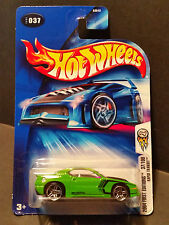 2004 Hot Wheels #037 First Editions 37/100 : Rapid Transit - B3543