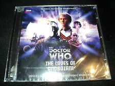 """CD NEUF BOF """"DOCTOR WHO - THE CAVES OF ANDROZANI"""""""