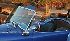 Sunvisors for Shelby Cobra and Kit Car